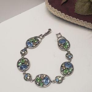Lia Sophoa Crystal Bracelet